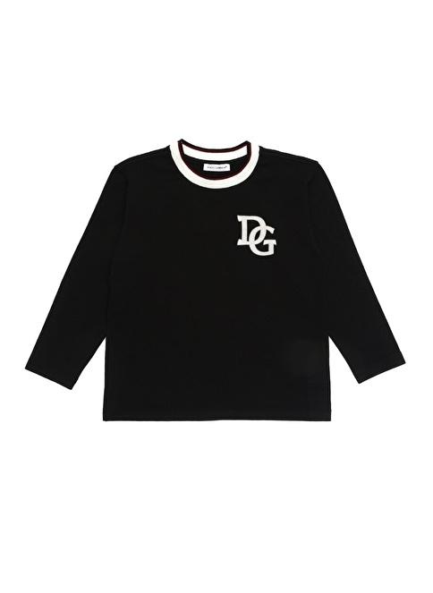 Dolce&Gabbana Tişört Siyah